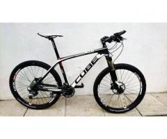 Rower MTB Cube carbon